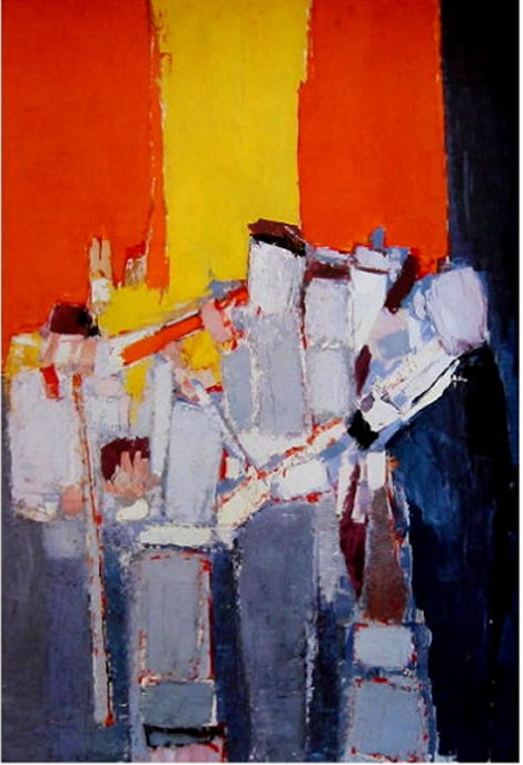 Nicolas de Stael: An Analysis of the French Abstract Artist